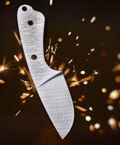 Shaped Knife Blanks